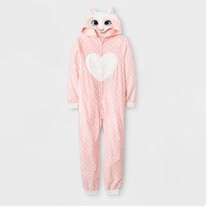 Cat&jack pink lamb onesie